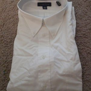 Club room mens shirt sz 17 34x35 new